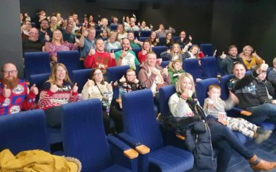 Our Home Alone Private Cinema Screening