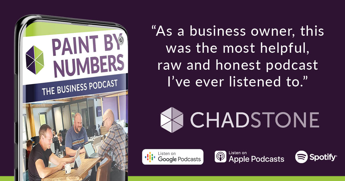 Paint by Numbers podcast, ChadStone